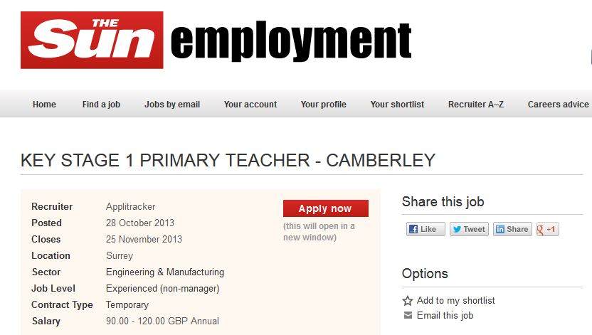 jobs in my local area