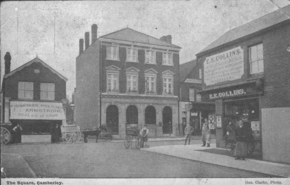 The Square Camberley  1907
