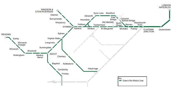 Windsor lines