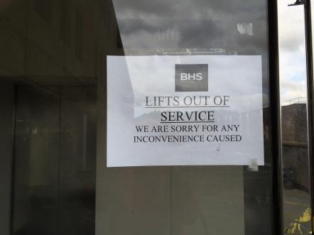 BHS lift