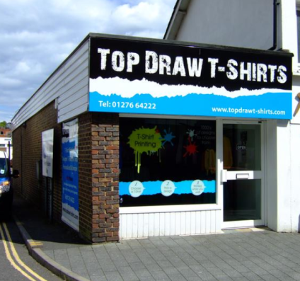 Top Draw T Shirts