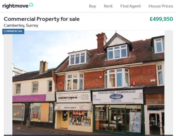 """Kitchen Kapers """"shop for sale with vacant possession"""