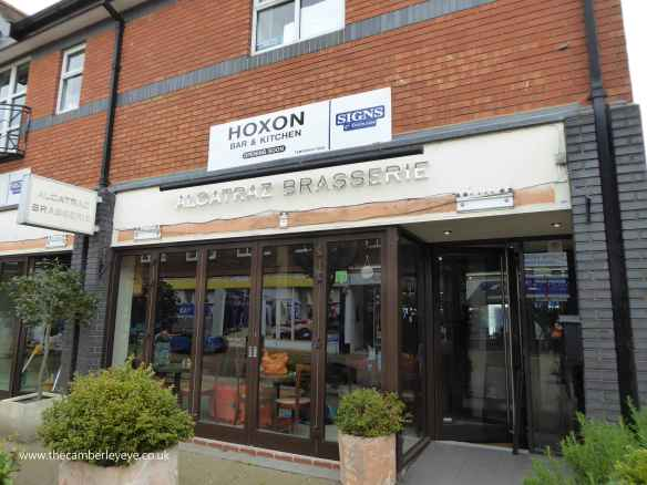 Hoxton Bar And Kitchen Camberley